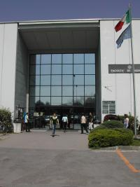 Entrance Department of Pharmacy